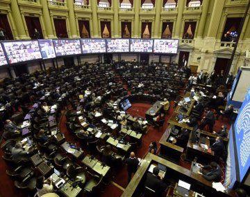 Diputados aprobó la ley de Consenso Fiscal