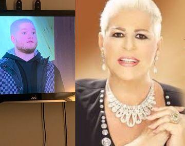 Toto Kirzner bromeó en sus redes sobre su parecido con María Martha Serra Lima