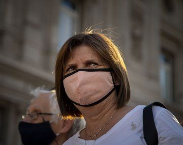 Una periodista cruzó a Patricia Bullrich al aire por las vacunas: Usted no tiene límites