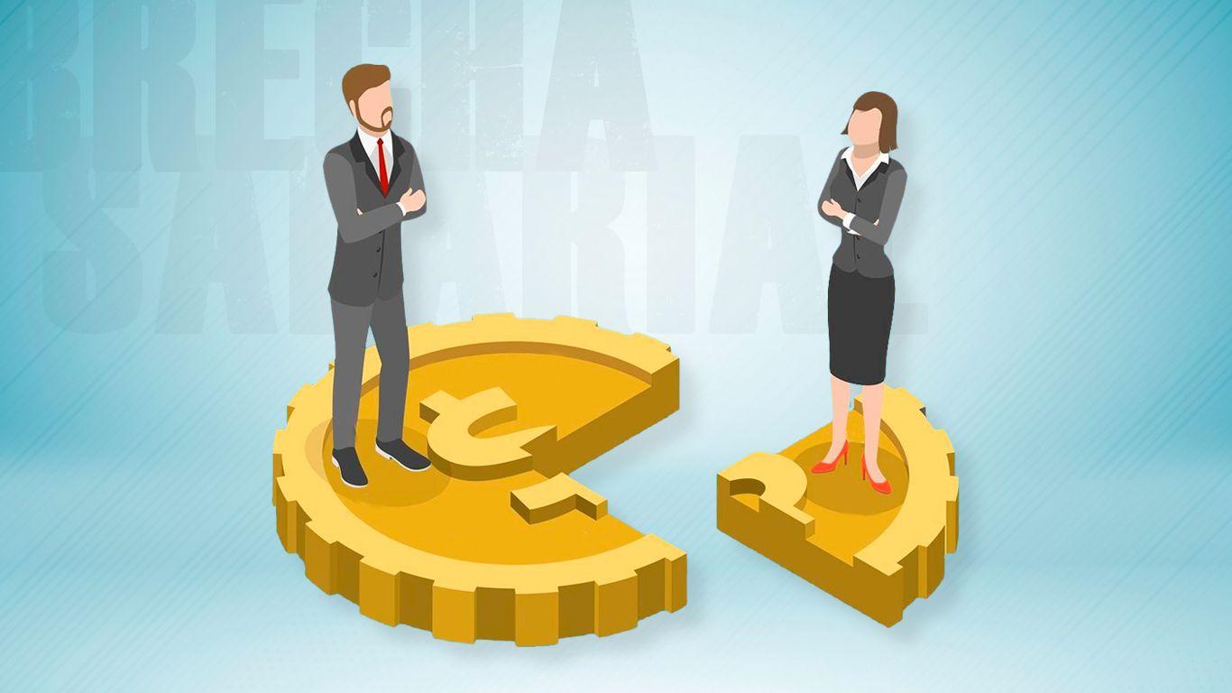 La brecha salarial sigue existiendo y pareciera no ponerse en agenda
