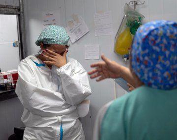 El colapso empieza a llegar al interior de la Provincia: denuncian que en Olavarría se está haciendo una selección de pacientes