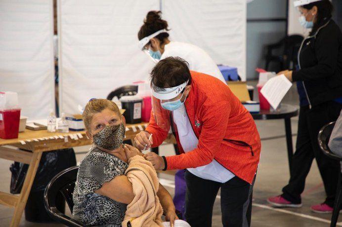 Argentina superó este miércoles las 10 millones de personas vacunadas