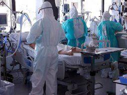 rosario, cerca de colapso: medicos ya tienen que elegir a que pacientes tratar primero