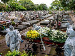 fuerte advertencia: en brasil hay un genocidio en curso