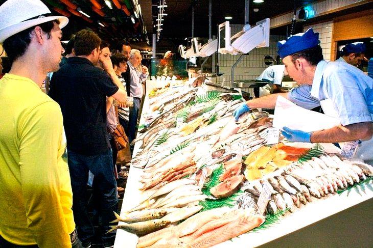 Efecto Papa para las pescaderías en Semana Santa