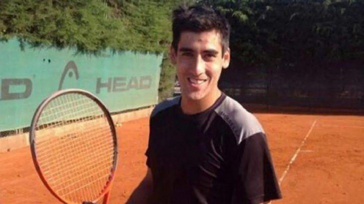 Tenis: suspendieron de por vida a Franco Feitt por arreglo de partidos