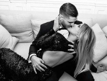 El romántico mensaje de Mauro Icardi a Wanda Nara por su aniversario