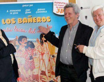 La despedida de los famosos a Gino Renni