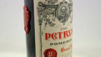 Sothebys anunció la subasta de un vino que estuvo en guarda en el espacio