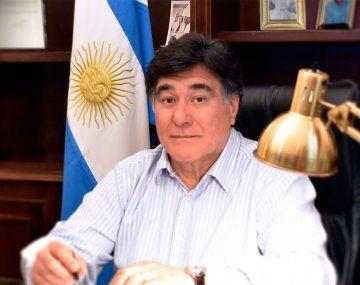 El Procurador del Tesoro Carlos Zannini
