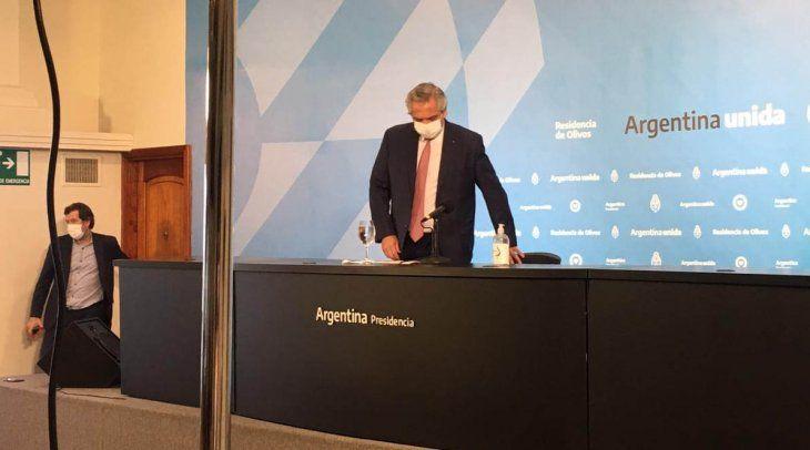 Alberto Fernández sobre fallo de clases presenciales: Lo que hicieron es un estrago jurídico