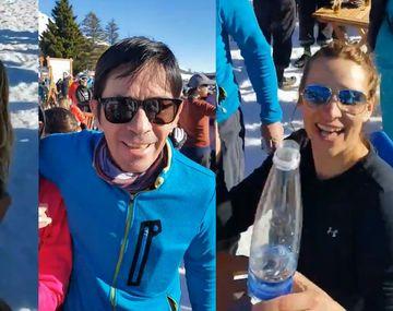 Chapelco: Esquiadores que violaron la cuarentena deberán realizar donaciones al sistema de salud neuquino