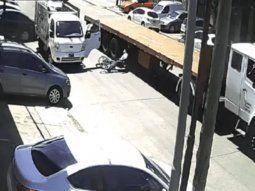 Ciudadela: le quiso robar la camioneta al hombre que mató a su padre