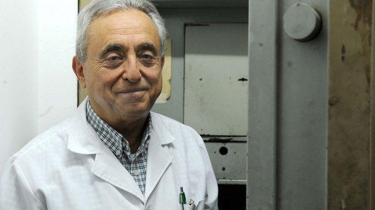 El infectólogo Pedro Cahn
