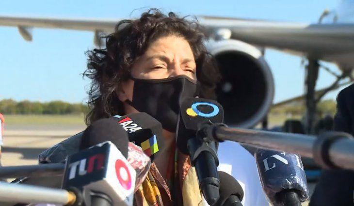 Carla Vizzotti: Las medidas que se están tomando son las mínimas comparadas con otros países