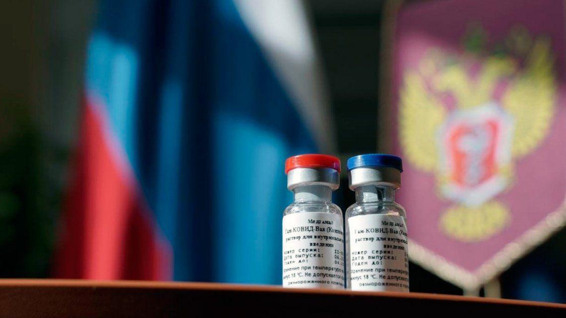 La vacuna rusa contra el coronavirus Sputnik V presenta una eficacia del 92%