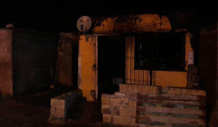 Córdoba: murió el papá que intentó salvar a sus hijas del voraz incendio en su casa