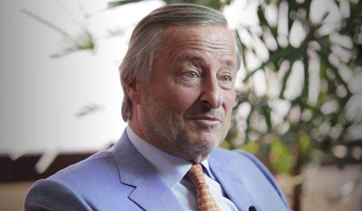 El Tano Rattazzi salió a hacer campaña por los CEOS