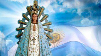 hoy es el dia de la virgen de lujan: conoce la historia de la patrona de la argentina