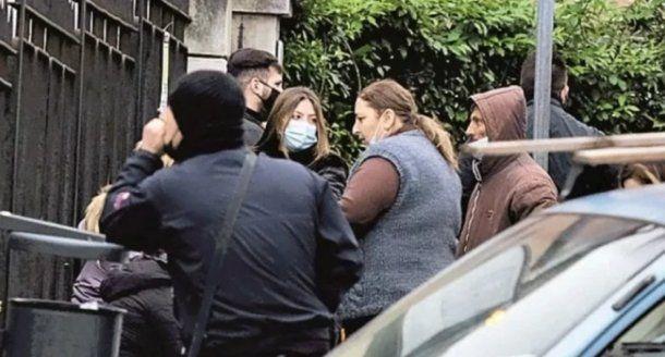 La niña murió asfixiada en Italia tras participar de un desafío de la red Tik Tok. Foto: La Repubblica.