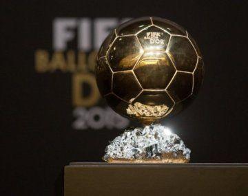 Se filtró el supuesto ganador del Balón de Oro