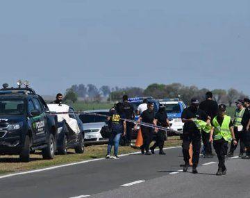 Brutal femicidio en Santa Fe: un policía persiguió a su ex por la ruta y la mató de un tiro