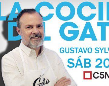 Llega una nueva emisión de La cocina del Gato con Dady Brieva como invitado