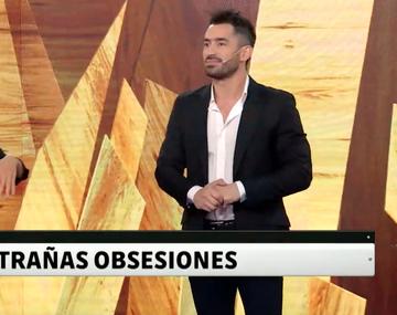 Tucu López entre desopilantes obsesiones y un desubicado comentario a Floppy Tesouro
