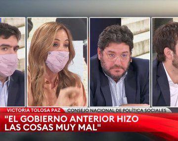 El comentario misógino de Pablo Avelluto contra Victoria Tolosa Paz