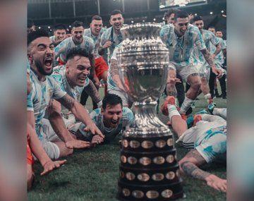 Al final hay recompensa: Argentina gritó campeón ante Brasil