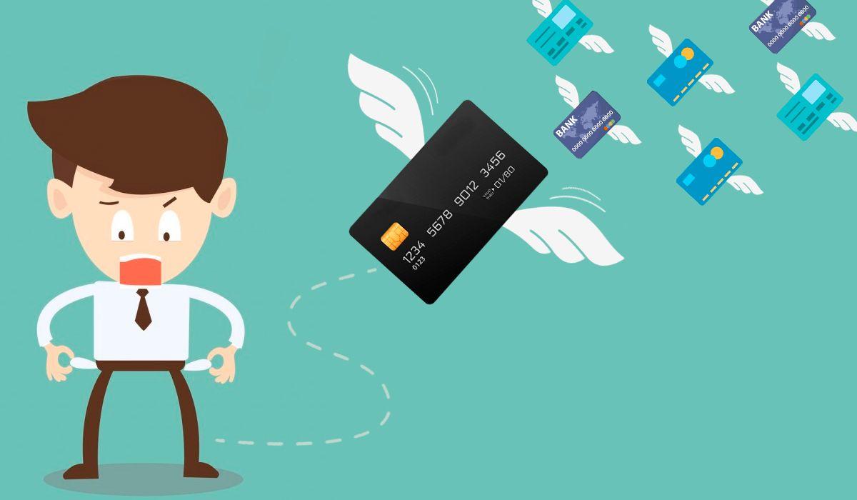 ¿Cómo dar de baja la tarjeta de crédito?