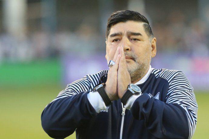 Avanza la investigación por la muerte de Maradona