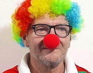 El payaso Marulito va a la Justicia para que lo dejen ser candidato