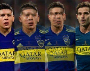 Marcos Roto: los memes por la lesión del jugador de Boca
