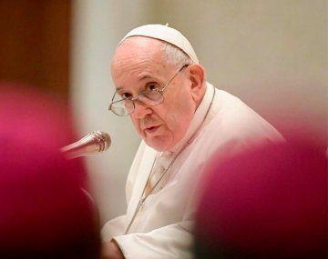 Francisco defendió la objeción de conciencia en los casos de aborto