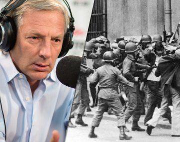 Longobardi tuvo que pedir perdón tras pedir más autoritarismo