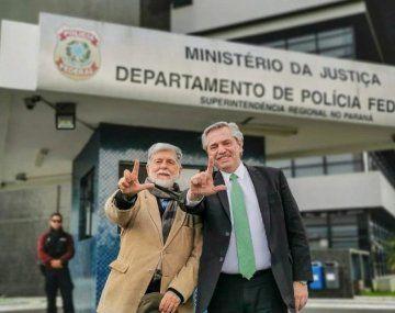El mensaje de Alberto Fernández a 3 años de la detención de Lula