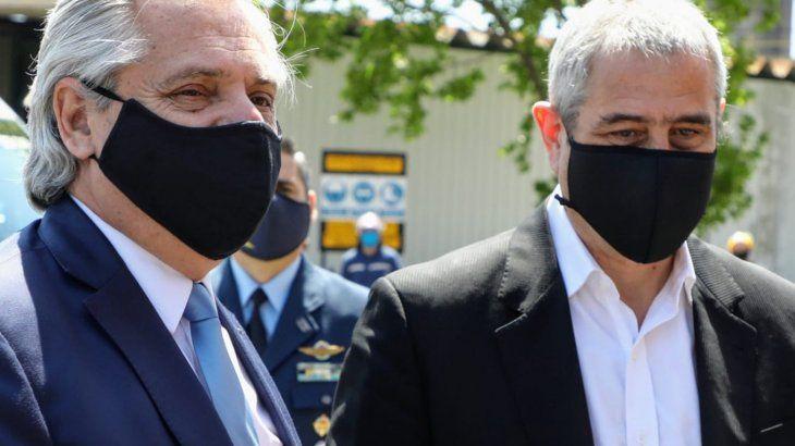Alberto Fernández acusó al gobierno de Macri de no terminar casas por odio
