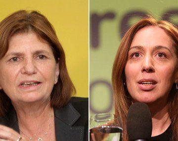 Patricia Bullrich le marca la cancha a María Eugenia Vidal: Yo voy a ser candidata en la Ciudad