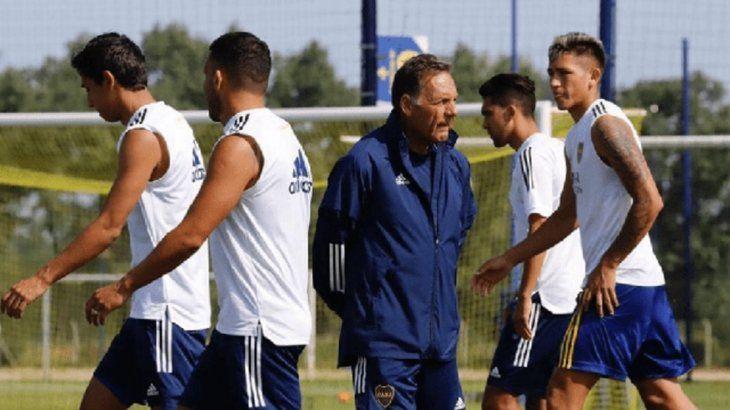 Boca: el delantero Luis Vázquez tiene coronavirus