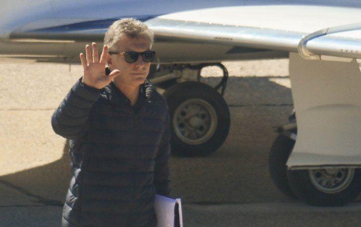 Macri se fue a Miami violando la cuarentena