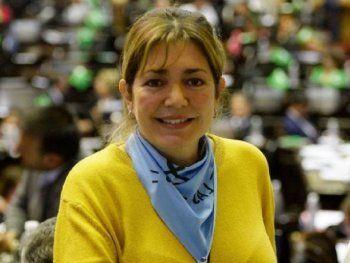 Estela Regidor, diputada de Juntos por el Cambio