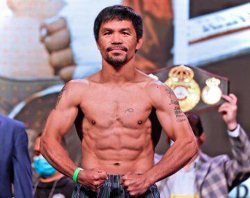 Yordenis Ugás venció a Manny Pacquiao
