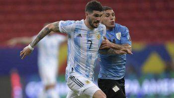 Se convirtió en héroe: la respuesta de De Paul al brasileño que se burló de la Selección