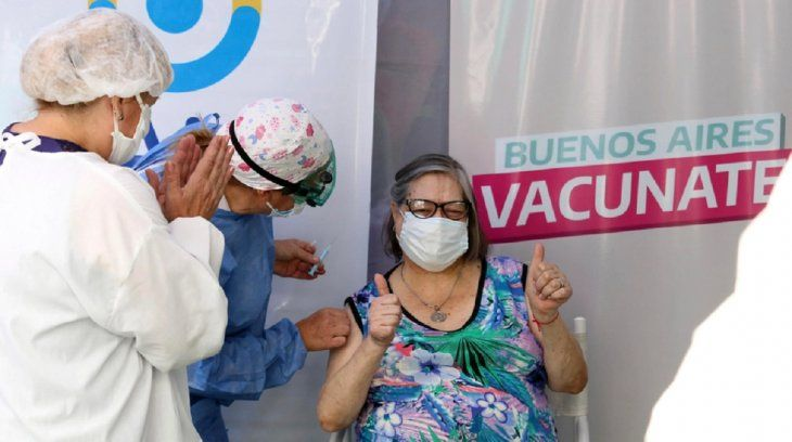 Lucha contra la pandemia: La Provincia de Buenos Aires se acerca a las 6 millones de dosis aplicadas