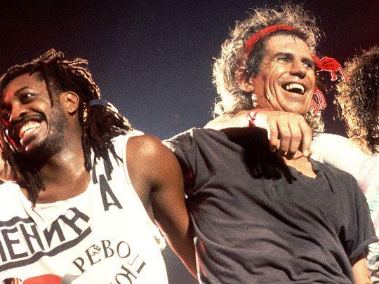 Steve Jordan, el baterista que reemplazará a Charlie Watts en la gira de  los Rolling Stones