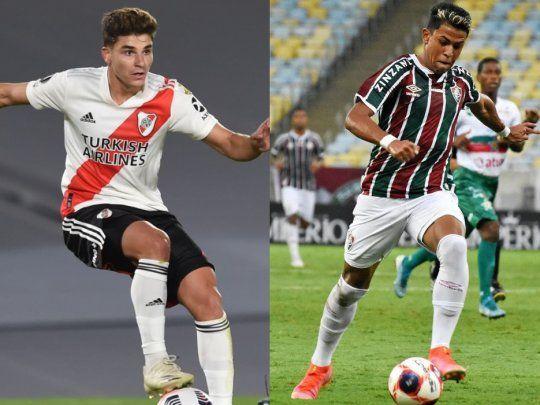 River vs. Fluminense por Copa Libertadores: horario, formaciones y dónde  verlo por TV