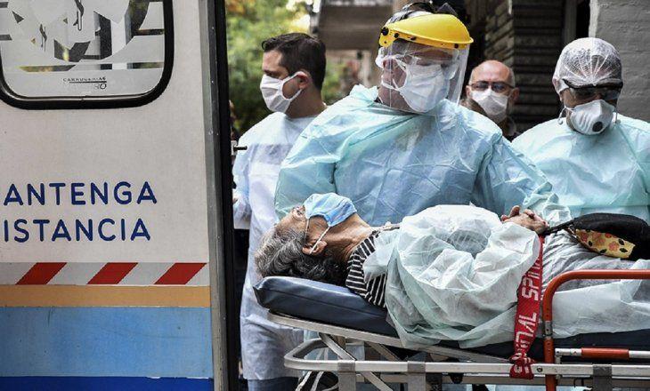 Coronavirus en Argentina: 21.590 casos y 469 muertos en las últimas 24 horas