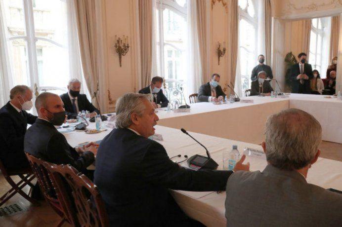 Empresarios franceses destacan encuentro institucional para conocer el pensamiento de Alberto Fernández