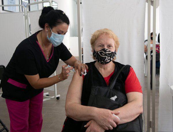 Argentina superó las seis millones de personas vacunadas